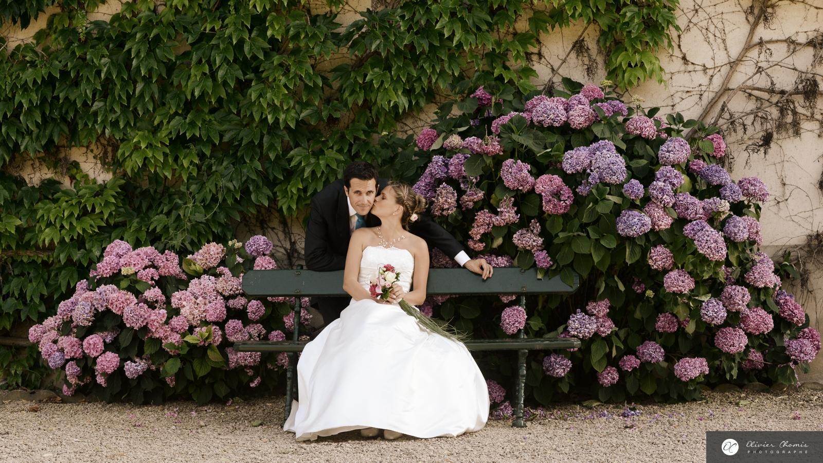 Beaux endroits pour les mariages