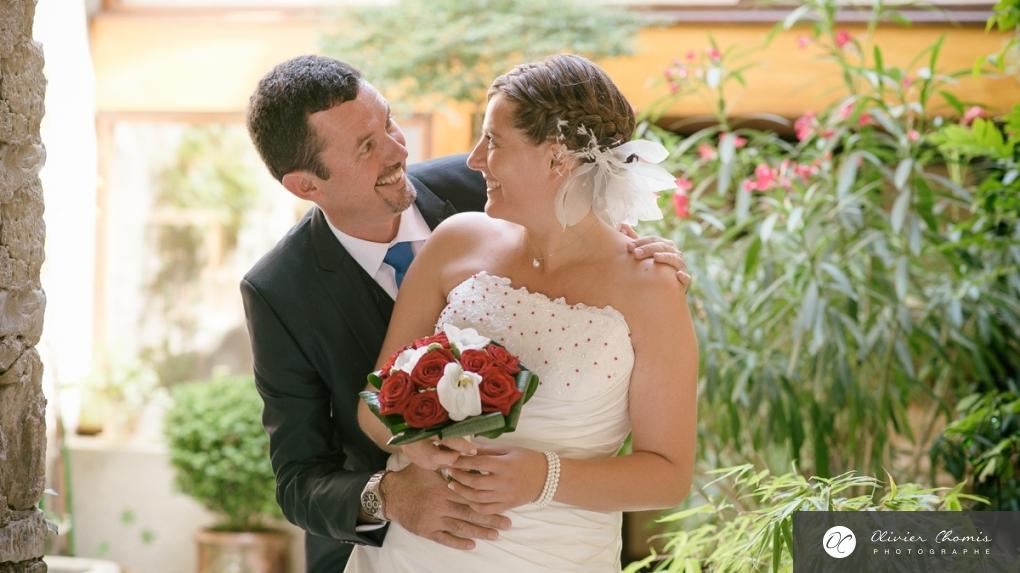 olivier chomis photographe de mariage averti dans le gard