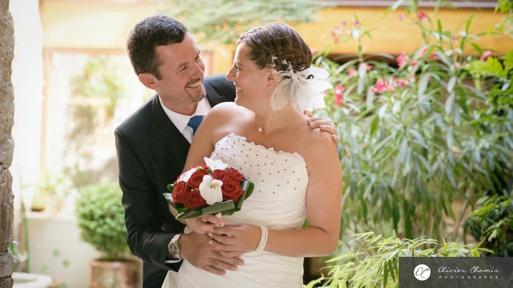 le photographe de mariage olivier chomis adore faire des photos de mariage