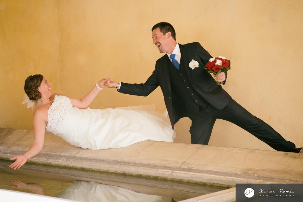 olivier chomis photographe sur le vif de mariage à valence et nîmes