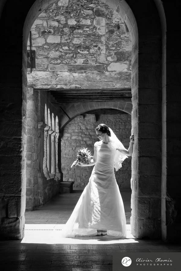 olivier chomis mariage