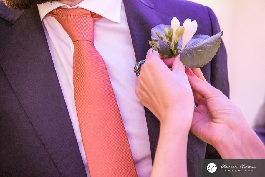 sous l'oeil du photographe de mariage dans la drôme