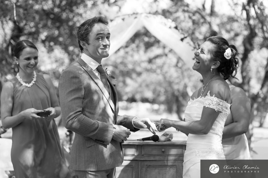 photo de mariage valence