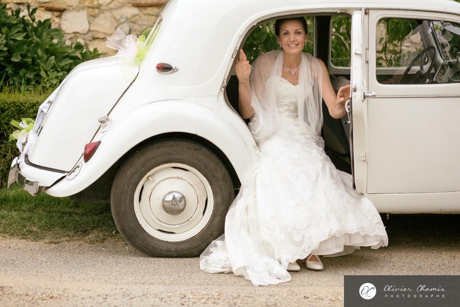photographe professionnel de mariage dans la drome